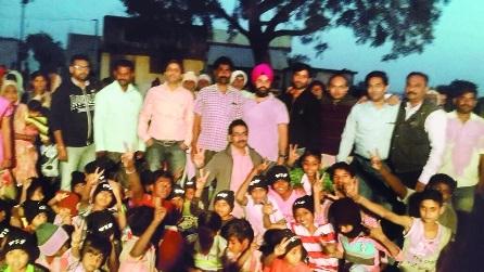 Vidarbha Realtors Association conducts 'Warm Up India'