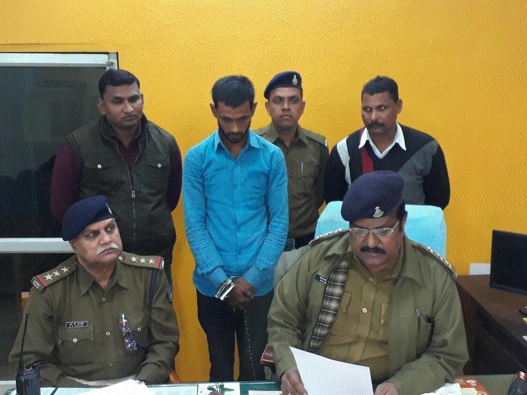 Drug peddler held with smack worth Rs 15 lakh