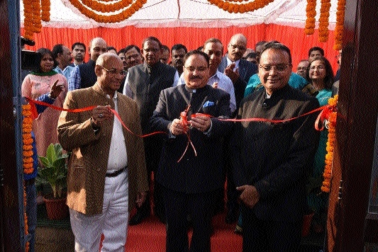 Complete Health Centre inaugurated at Pandr