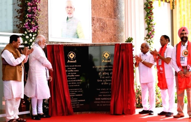 Country's first housing society set up due to Sardar Patel: PM