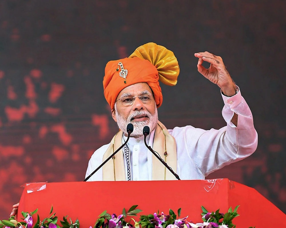 Modi vows befitting reply to India's 'enemies'
