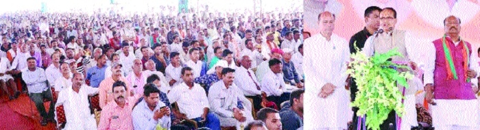Incentive of Rs 500 per quintal to soyabean farmers: CM
