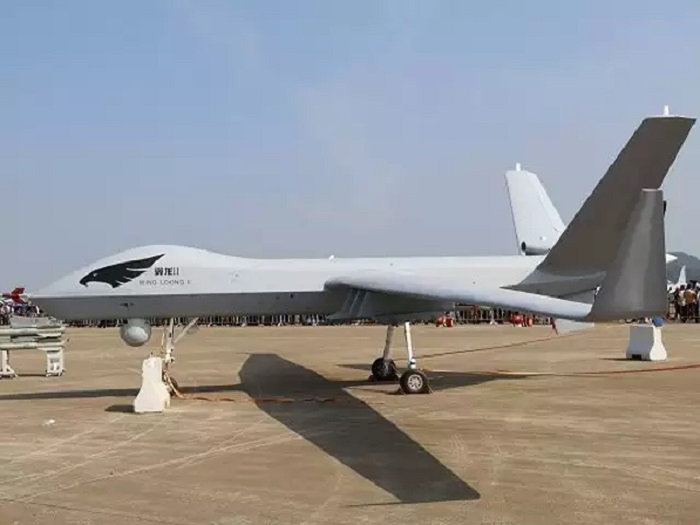 China to sell 48 high-end military drones to Pak