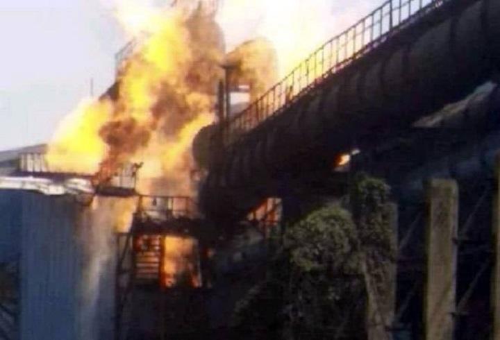 9 killed in Bhilai Steel Plant blast