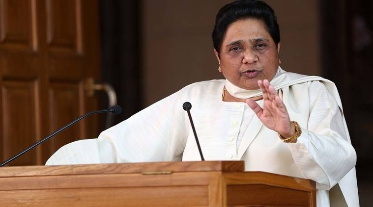 BSP will rather fight alone than beg for seats in alliance, says Mayawati
