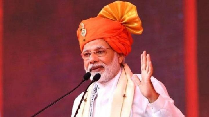 Centre working for welfare of farmers: Modi