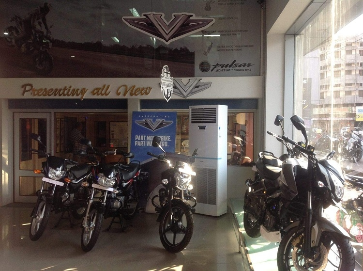 New offer on motorcycles at Patni Automobiles