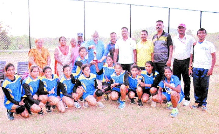 Jabalpur women bag volleyball title