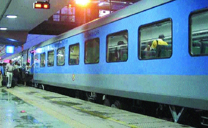 Rly installs CCTV cameras in few trains