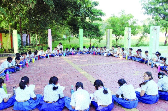 St Montfort School holds 'Padho Bhopal' event