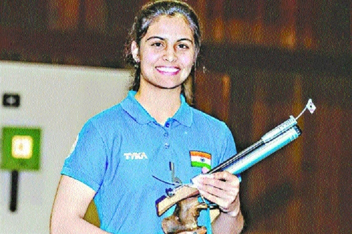 Shooters like Manu are strong Olympic medal hope, says Rana