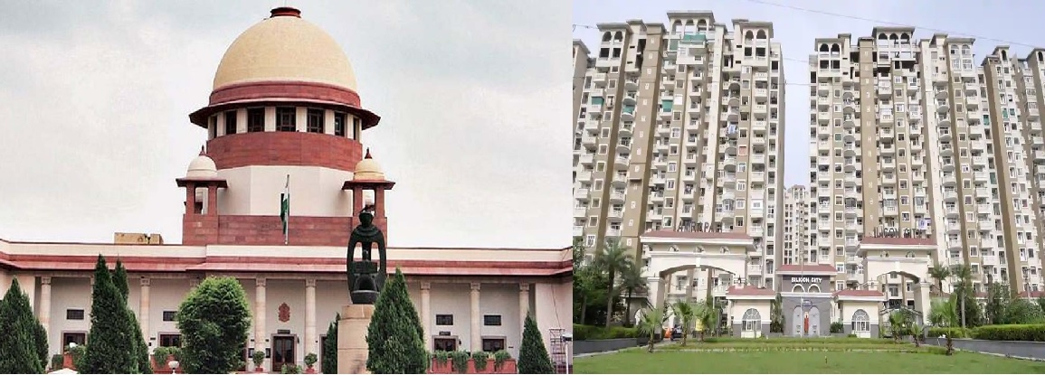 SC orders sealing of 9 properties of Amrapali Group