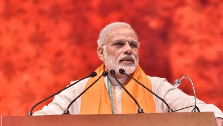 BJP unites, Cong divides society: PM