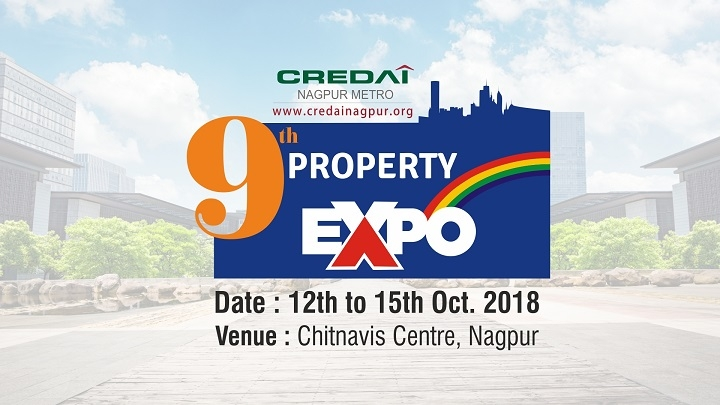 9th CREDAI Nagpur Metro Property Expo to be inaugurated today