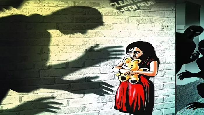 Six-year-old girl raped by neighbour