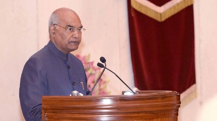 President Kovind advocates transparency in governance