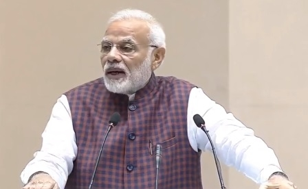 NHRC important to achieve sustainable devpt goals: PM