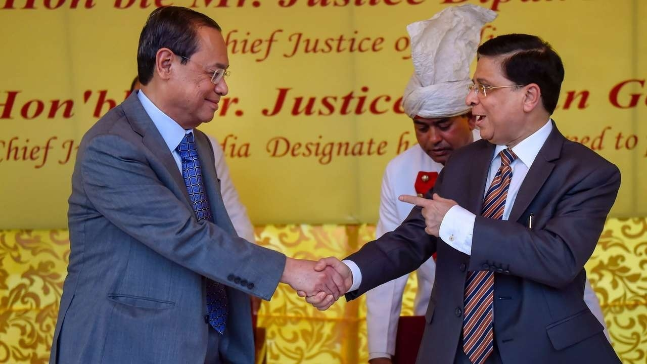 'Our judiciary most robust'