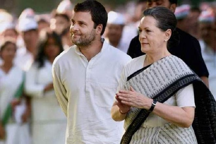 Rahul, Sonia to arrive today