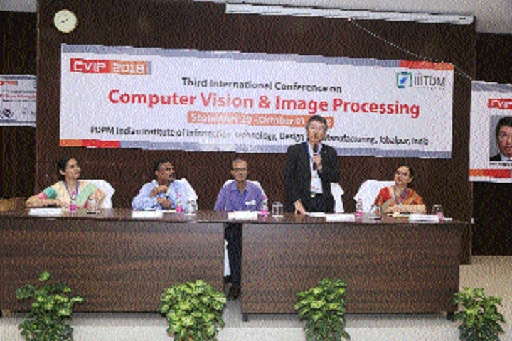 Conference on 'Computer Vision and Image Processing' ends