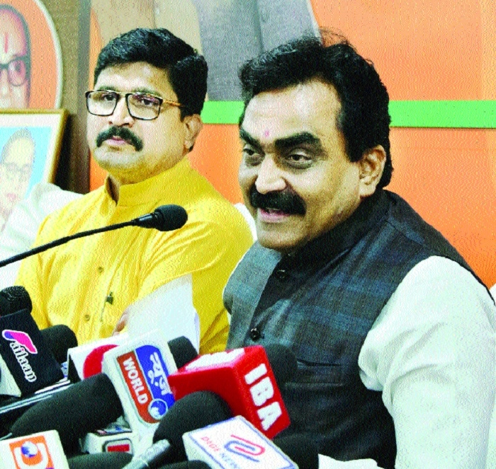 BJP to celebrate 'Kamal Diwali' in State: Singh
