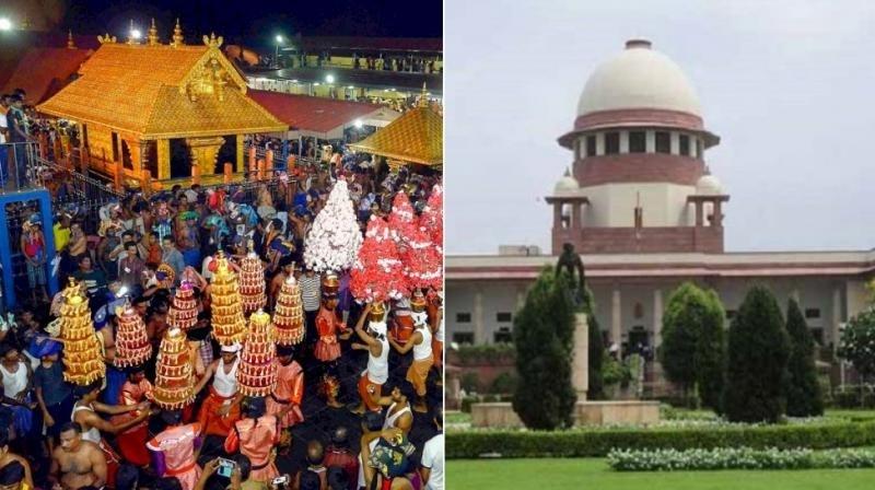 SC to hear pleas challenging Sabarimala verdict on 13th