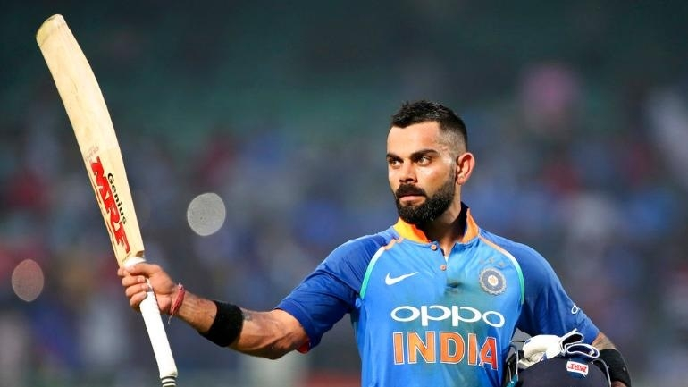 'King' Kohli breaks Sachin's record