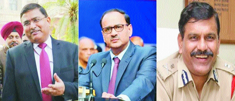 CBI Director, Spl Director sent on leave