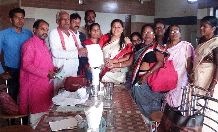 Lahare joins Chhattisgarh Swabhiman Manch