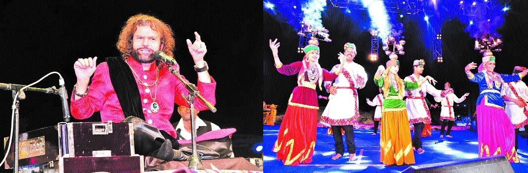 Magnificent Narmada Mahotsav ends with scintillating performances