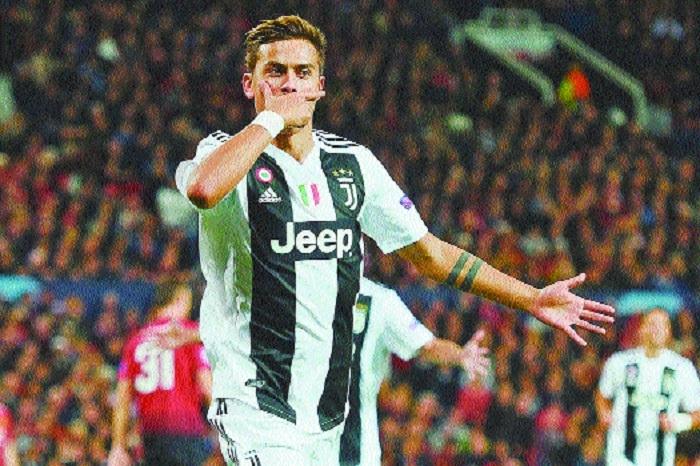 Juve too good for Man Utd