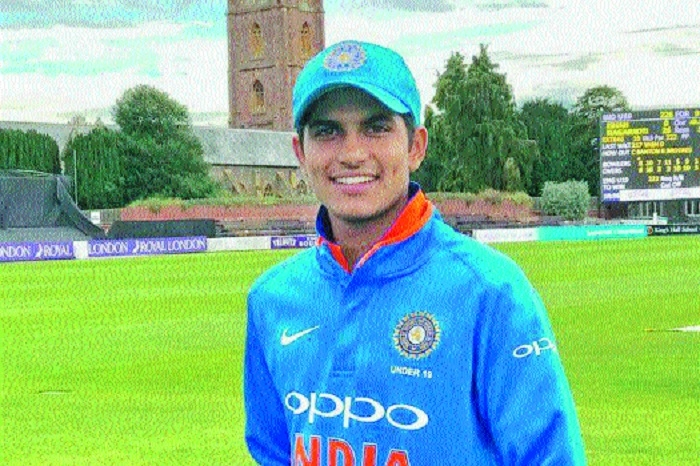 Shubman takes India C to Deodhar final