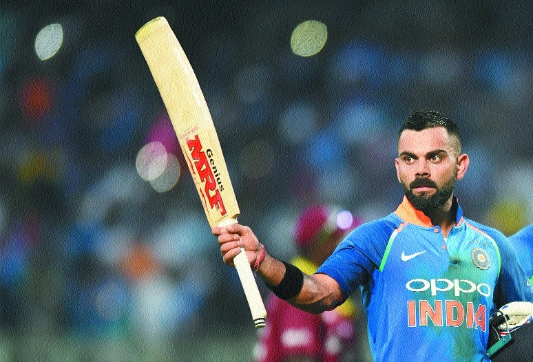 I don't feel any sense of entitlement: Kohli on 10,000 runs milestone