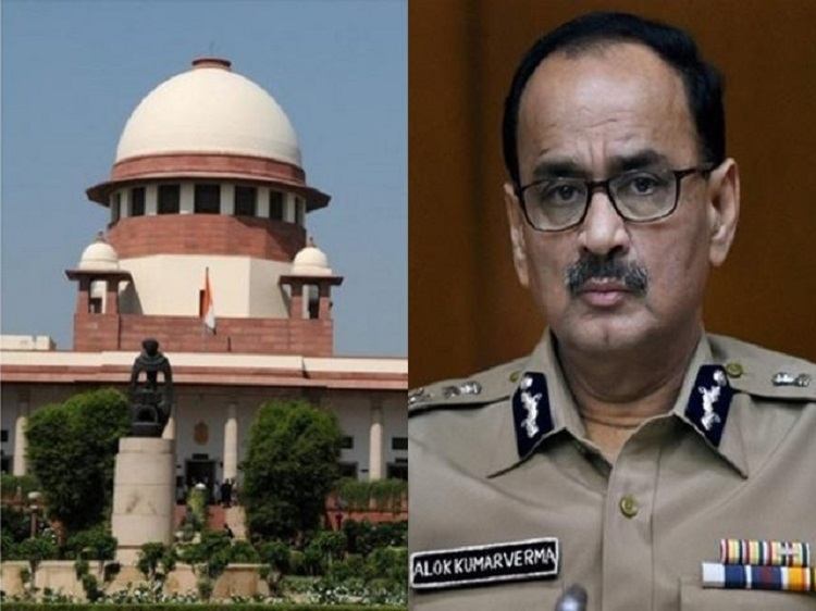 SC to hear plea of CBI chief Verma today