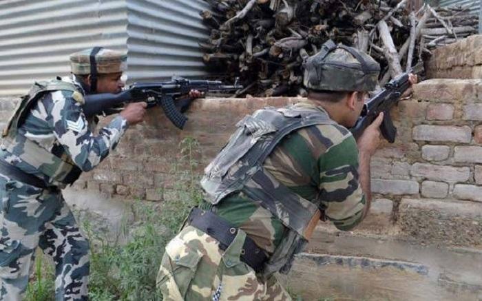 Six militants killed in 2 encounters in J&K