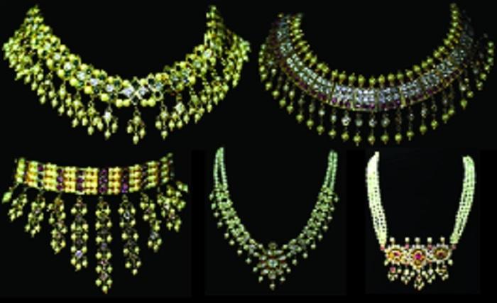 Ketkar Motiwale displays new designs, wide range of pearl jewellery