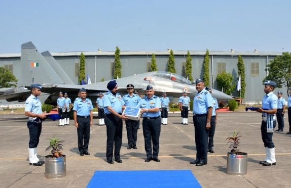 First indigenously overhauled  Su30 MKI handed over to IAF