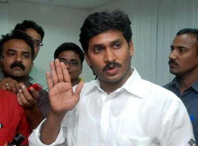 Jagan Reddy refuses to record statement in knife attack case