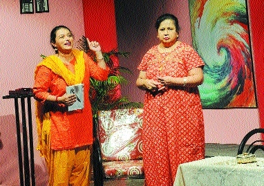 Play 'Chakravyuh' provides wake up call to  citizens against terrorism at doorstep