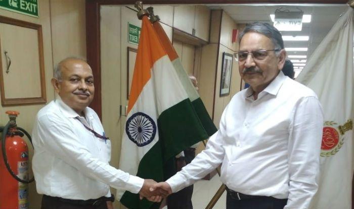 Mishra takes charge as interim ED Director