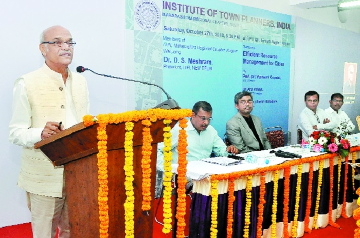 Planners must ensure all structures are working: ITPI chief Dr Meshram