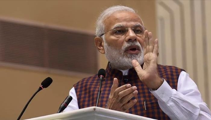 United India result of Patel's strategic wisdom: Modi