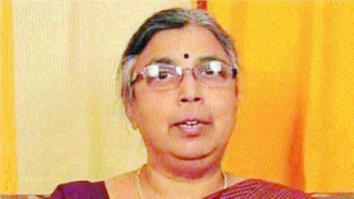 Aruna Dhere named President of 92nd Marathi Sahitya Sammelan
