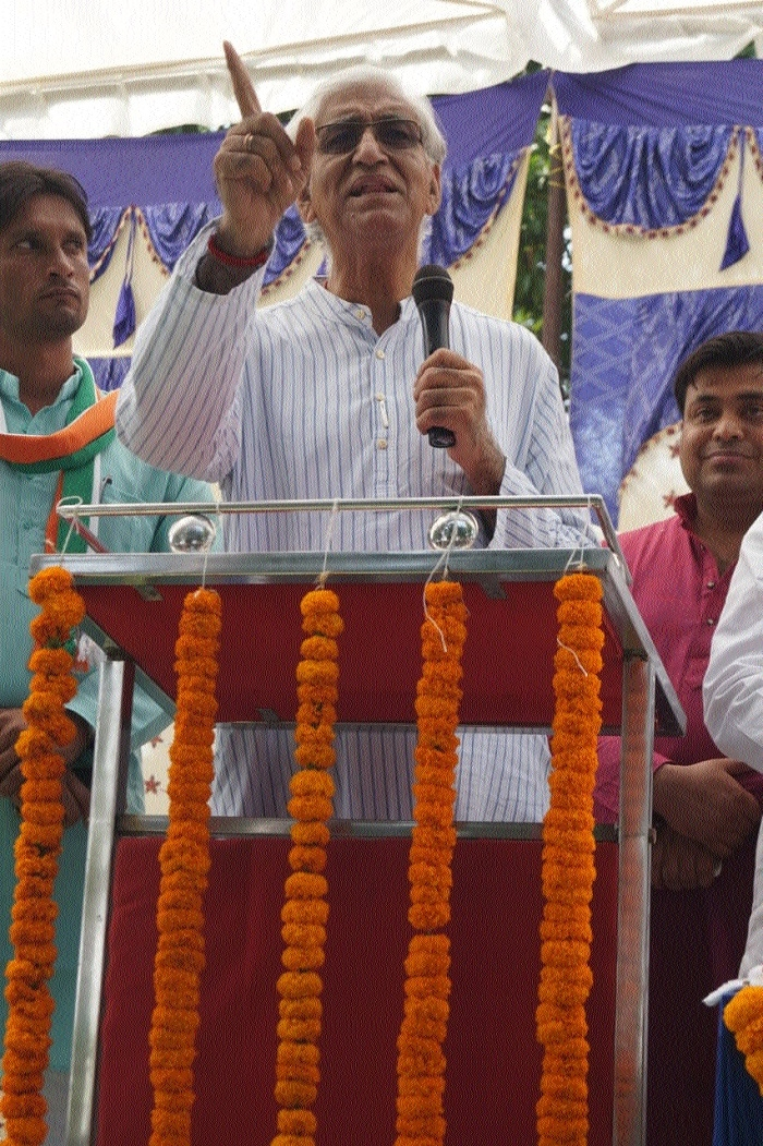 Singhdeo urges party workers to ensure Cong victory in polls