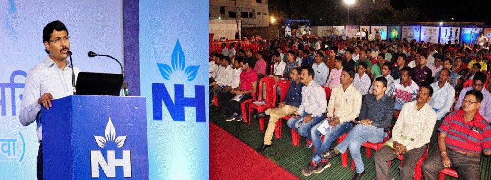 NHMMI Narayana Multispeciality Hospital organises Health Talk