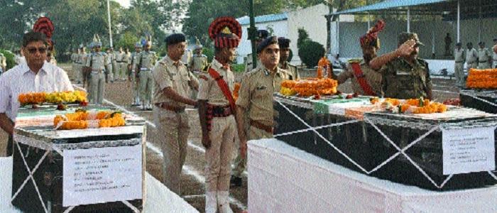 State bids tearful adieu to martyred CRPF jawans