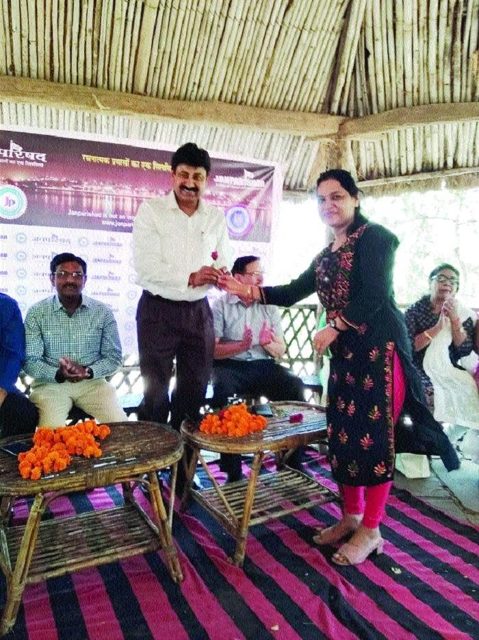 Janparishad celebrates pre-Diwali Utsav