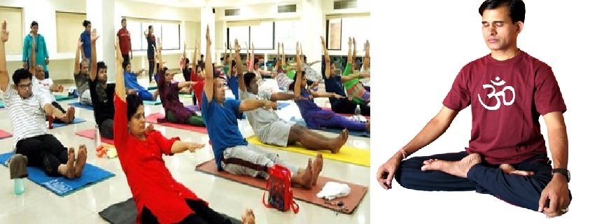 Weight loss programmes at Vijayan's Yoga