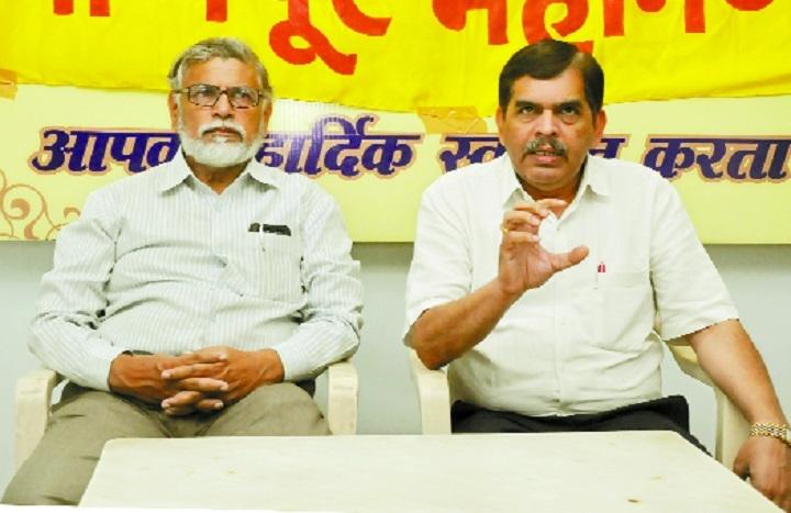 FDI in retail is wrong step of Govt: Mahajan