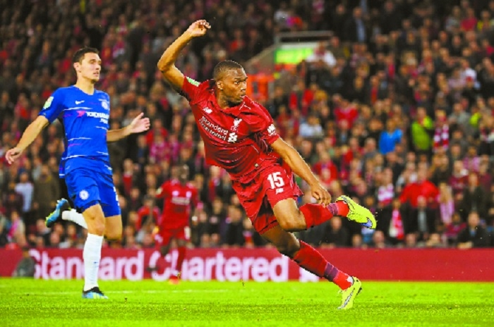 Reborn Sturridge adds extra venom to Liverpool's attack